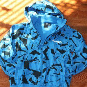 Bench zip up hoodie